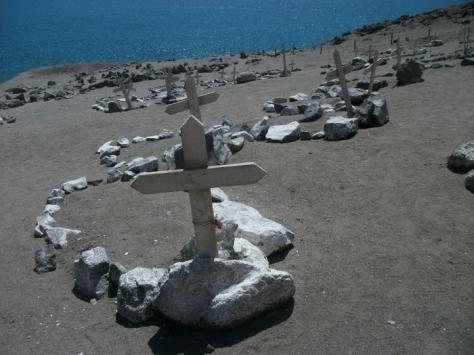 Le cimetière miilitaire